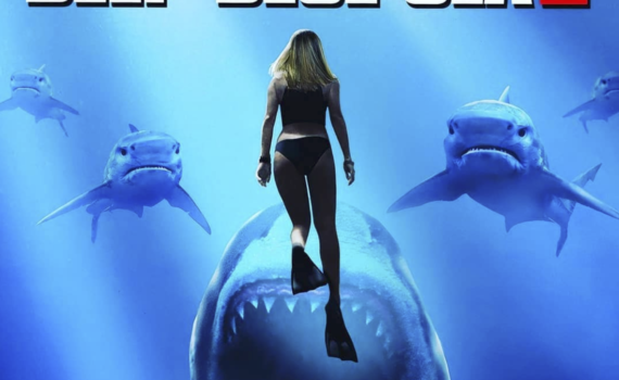 ÚLTIMO TRABAJO COMO ACTOR Y DIRECTOR DE DOBLAJE: DEEP BLUE SEA 2