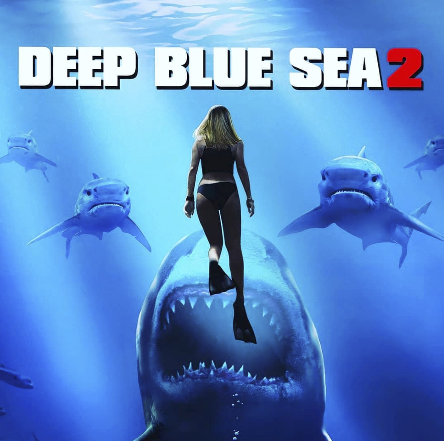 DEEP BLUE SEA 2. MI ÚLTIMO TRABAJO COMO ACTOR Y DIRECTOR DE DOBLAJE