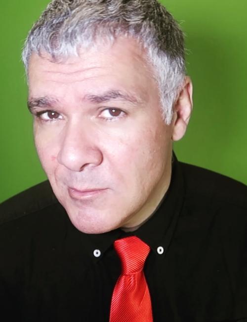 Guillermo Morante - Locutor profesional y actor de doblaje. Estudio propio y locutor Online