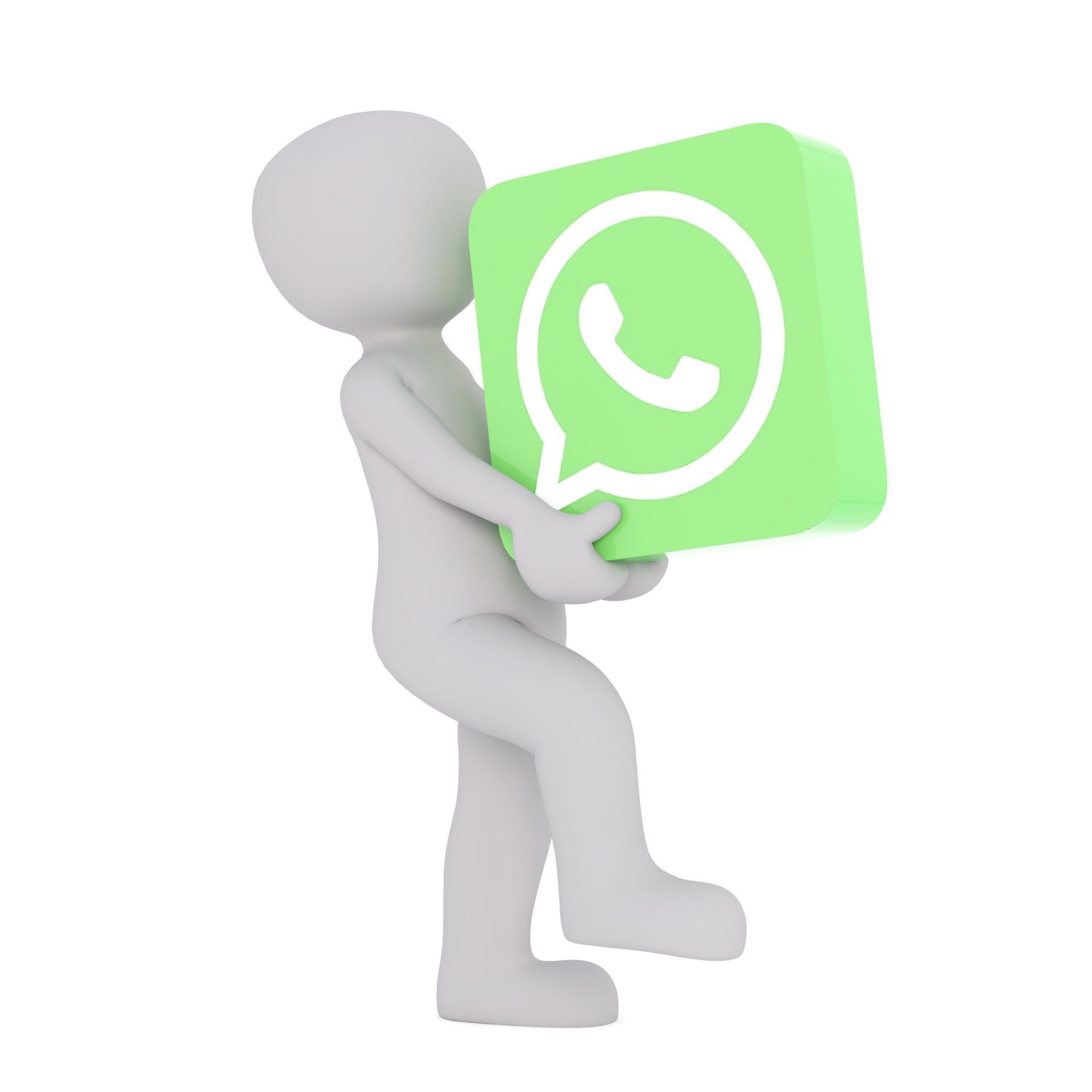 Packs WhatsApp o email