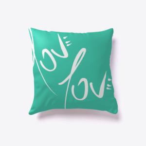 Love Pillow de Guillermo Morante