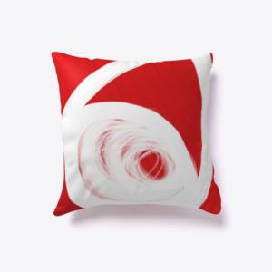 Red Eye Pillow de Guillermo Morante