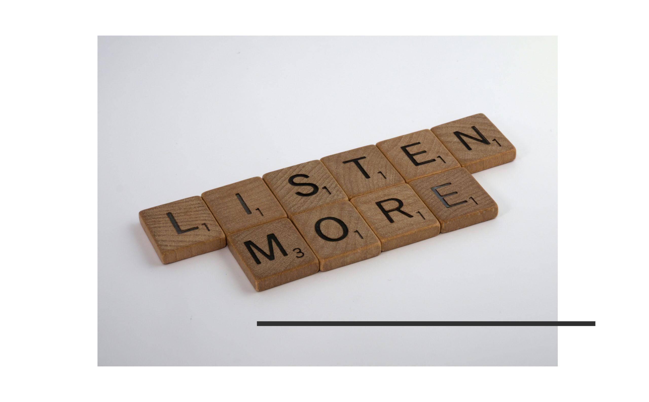 Escucha a tu pareja Cómo dejar de discutir con tu pareja Guillermo Morante