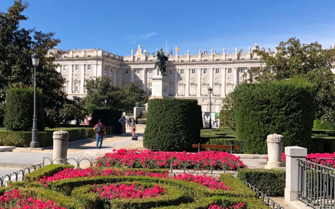 Turismo Madrid. Qué ver en Madrid. Plaza de Callao hasta la Plaza de Oriente Guillermo Morante