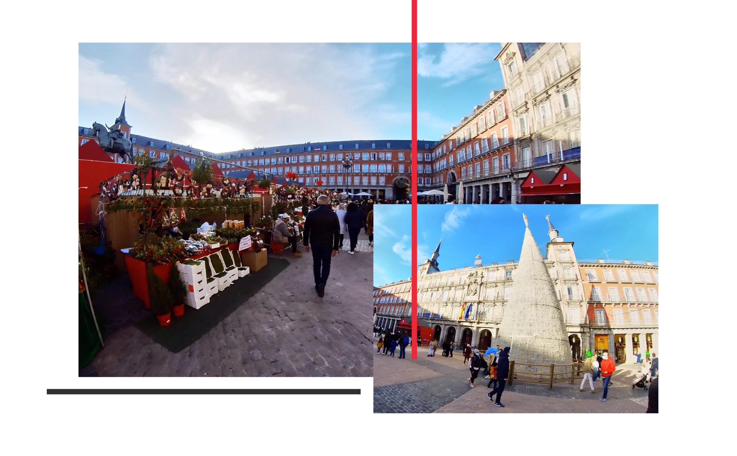 Turismo Madrid. Qué ver en Madrid. Plaza de Callao hasta la Plaza de Oriente Plaza Mayor Guillermo Morante