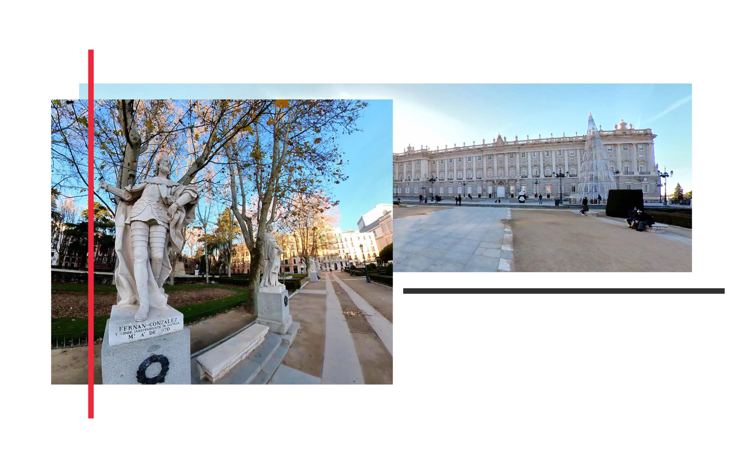 Turismo Madrid. Qué ver en Madrid. Plaza de Callao hasta la Plaza de Oriente Plaza de Oriente Guillermo Morante