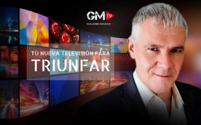 """Guillermo Morante TV, """"Tu nueva televisión para triunfar"""""""
