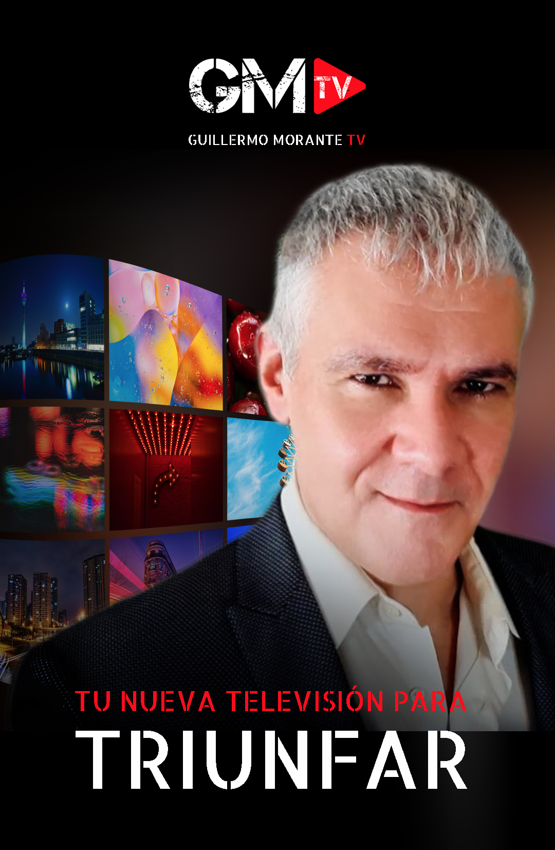 Guillermo Morante TV móvil