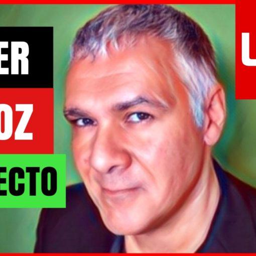 TALLER DE VOZ EN DIRECTO - LOCUTOR PROFESIONAL GUILLERMO MORANTE